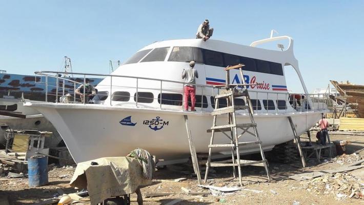 Luxury Boat in Karachi