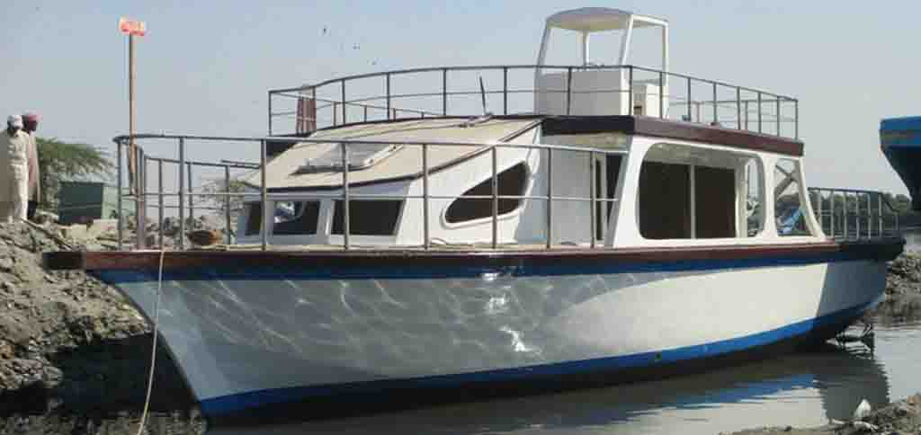 luxury boat builders in Pakistan