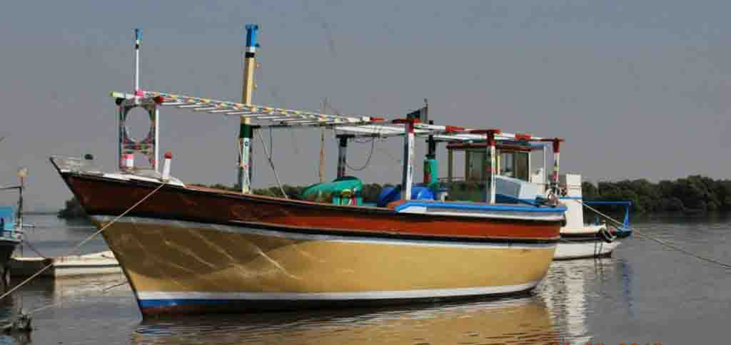 Fishing Boats in Karachi
